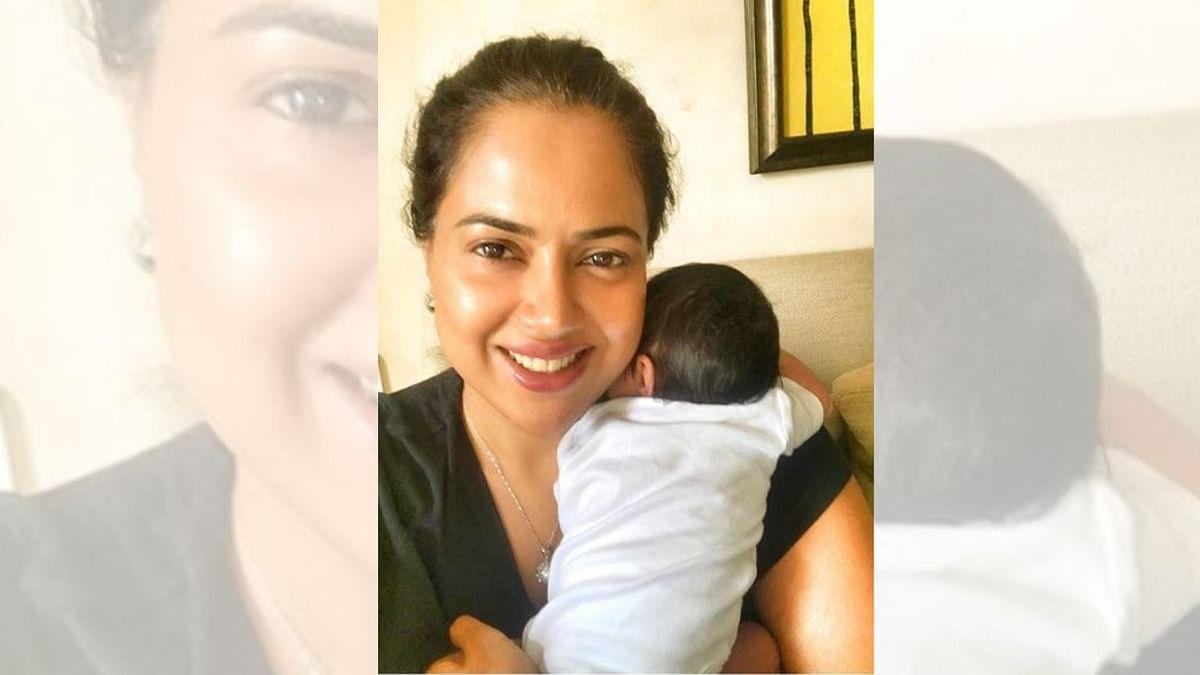 Breastfeeding or Bottle, Motherhood is Hard Says Sameera Reddy