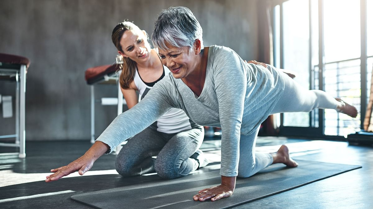 Regular Exercise Could Help Prevent Alzheimer's in Older Adults