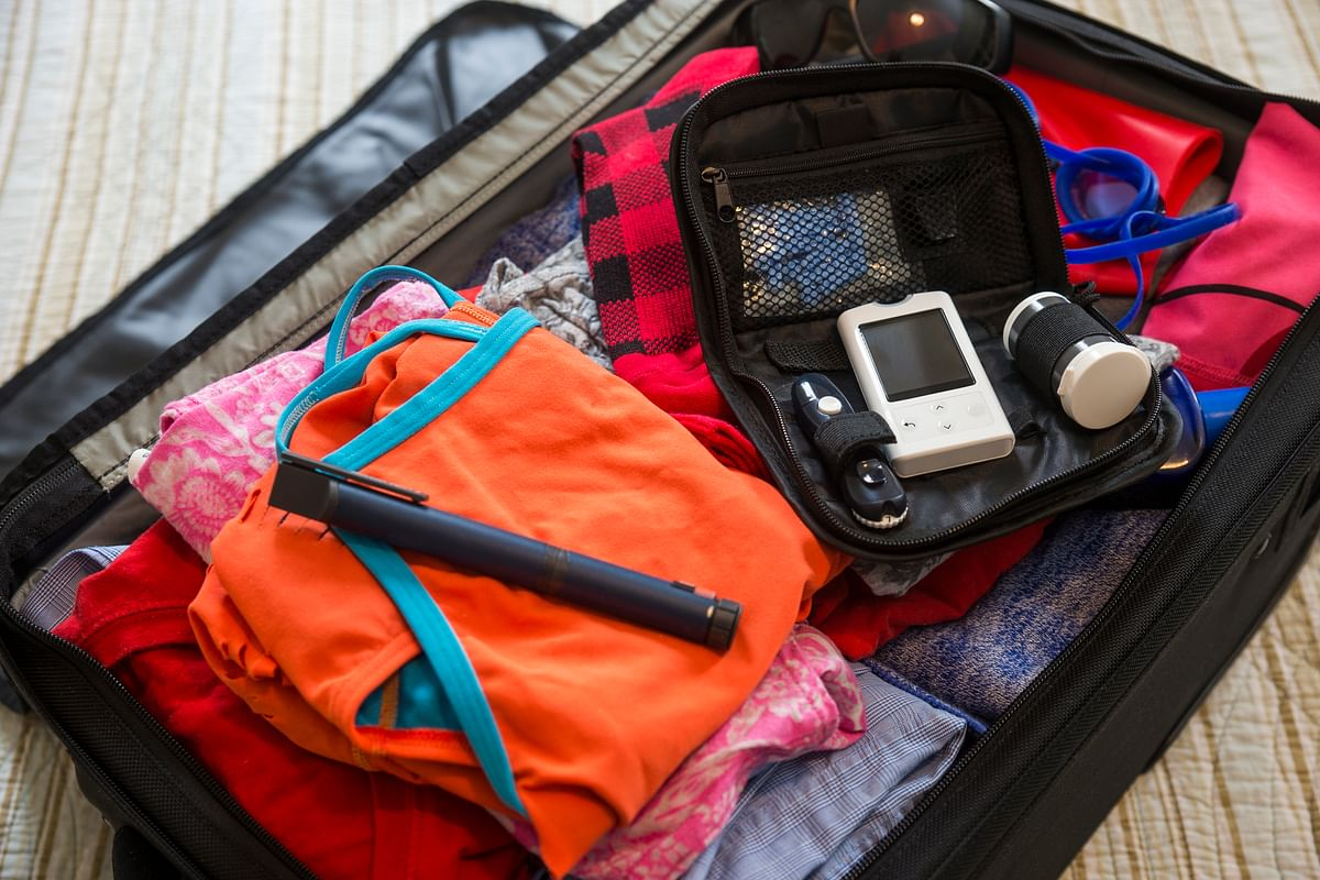 Going on a trip? Don't leave your insulin behind!
