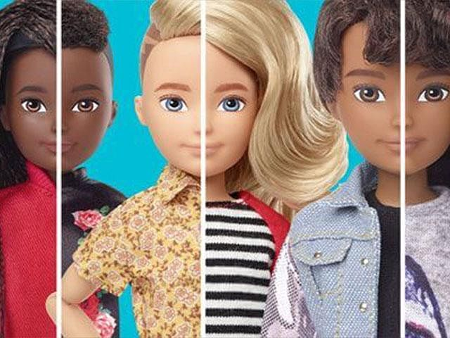 Let Your Child Play With Dolls: Boy, Girl, Gender Neutral or All
