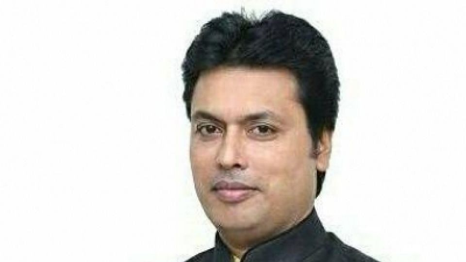 BJP  to Implement Ayushman Bharat in 'Mission Mode': Tripura CM