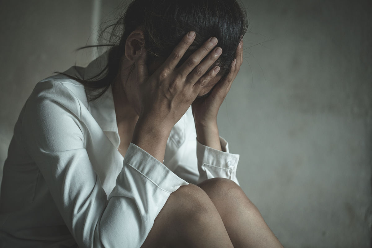 Facing PTSD & Depression, Trafficked Victims Don't Get Support