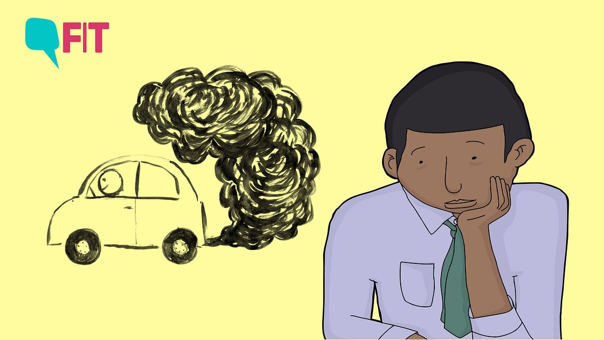 How Pollution impacts my mental health