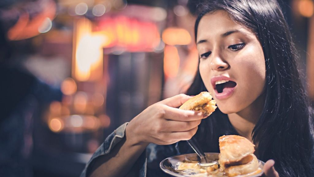 "Eating ""socially"" has a powerful effect on increasing food intake relative to dining alone, said the study"