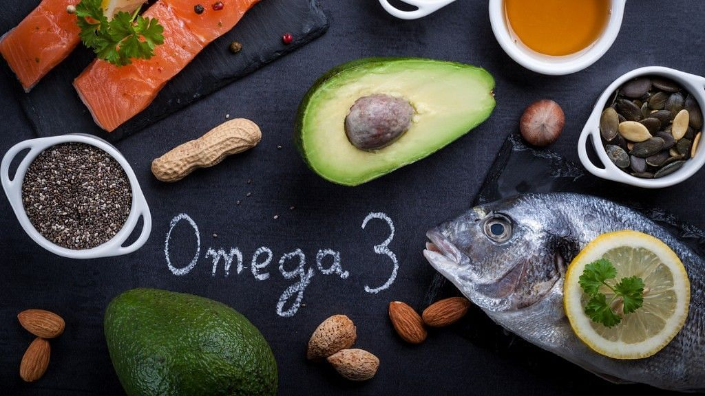 Eating Foods rich in Omega 3 helps boost serotonin