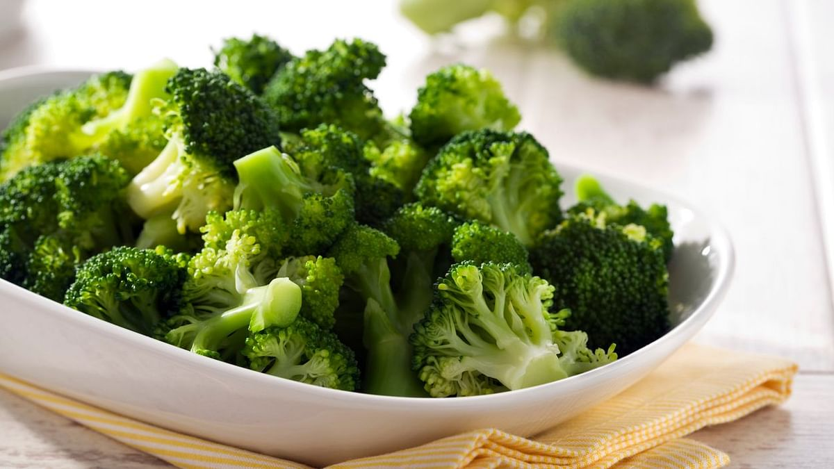 Have Broccoli to boost your dopamine levels.