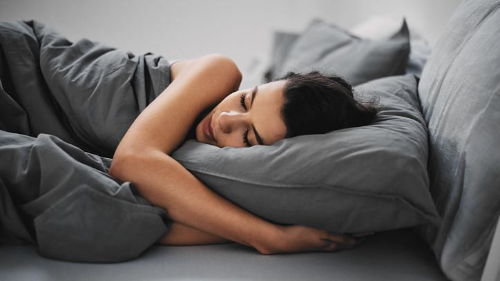 Deep sleep decreases anxiety overnight by reorganising connections in the brain, says study.