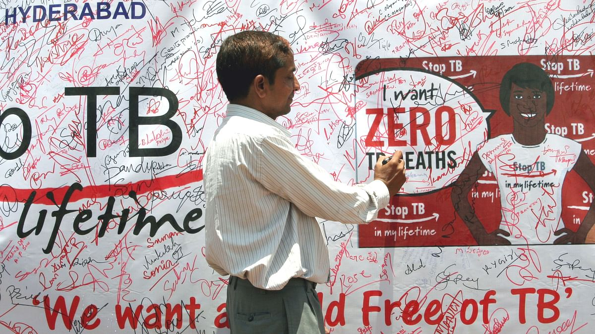 How Can India Wipe out TB When 25% of Patients Are 'Missing'?