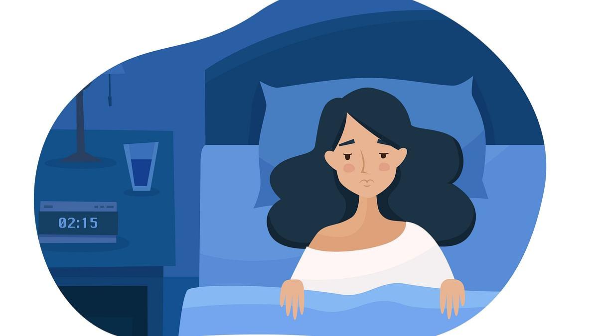 Less sleep may negatively affect women's bone health, says study.