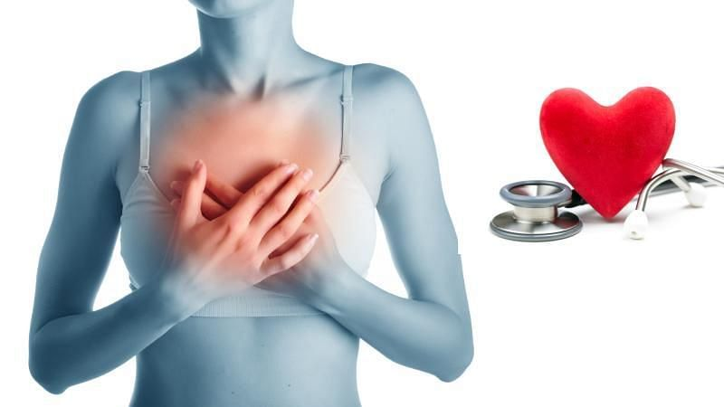 Cardiovascular diseases in India makes up for 40% cases of the world.