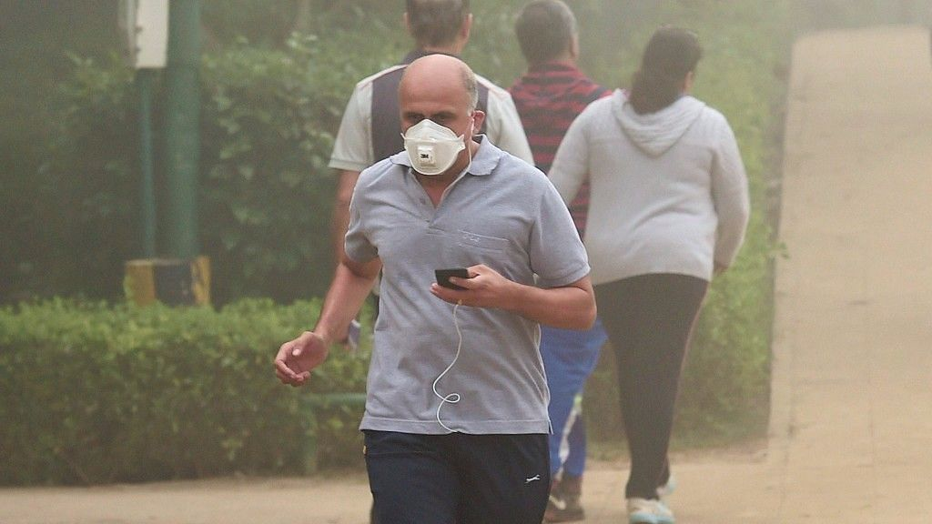 India AQ Index 7 November: Check your city's pollution level