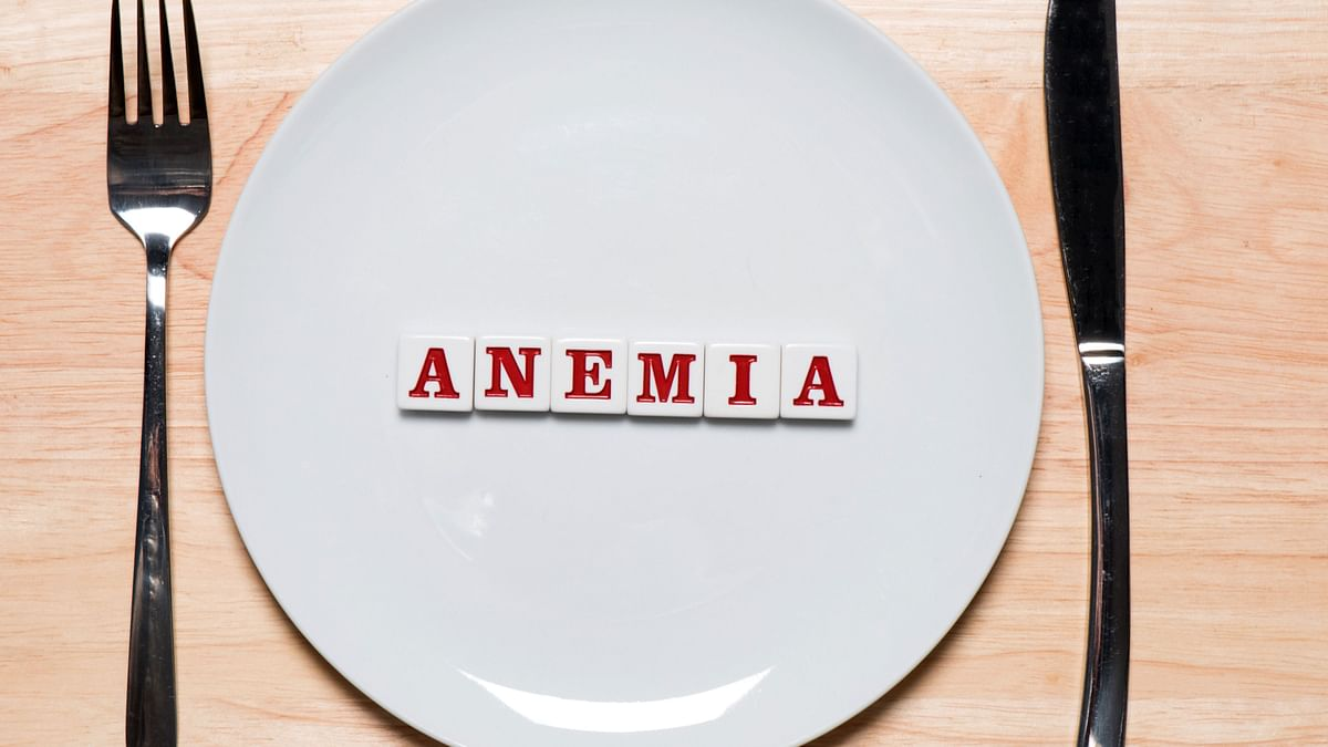 Let's Talk Men's Health: Men Get Anaemia Too