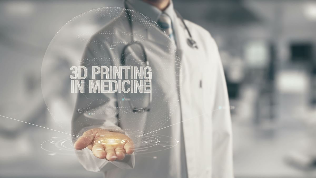 A team of researchers in the US have found a way to create living skin using 3D printers.