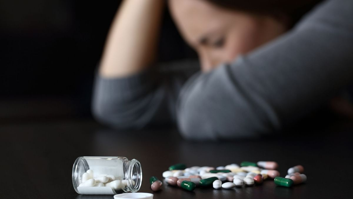The number of teenagers taking and overdosing anxiety medications, has risen dramatically over the past decade.