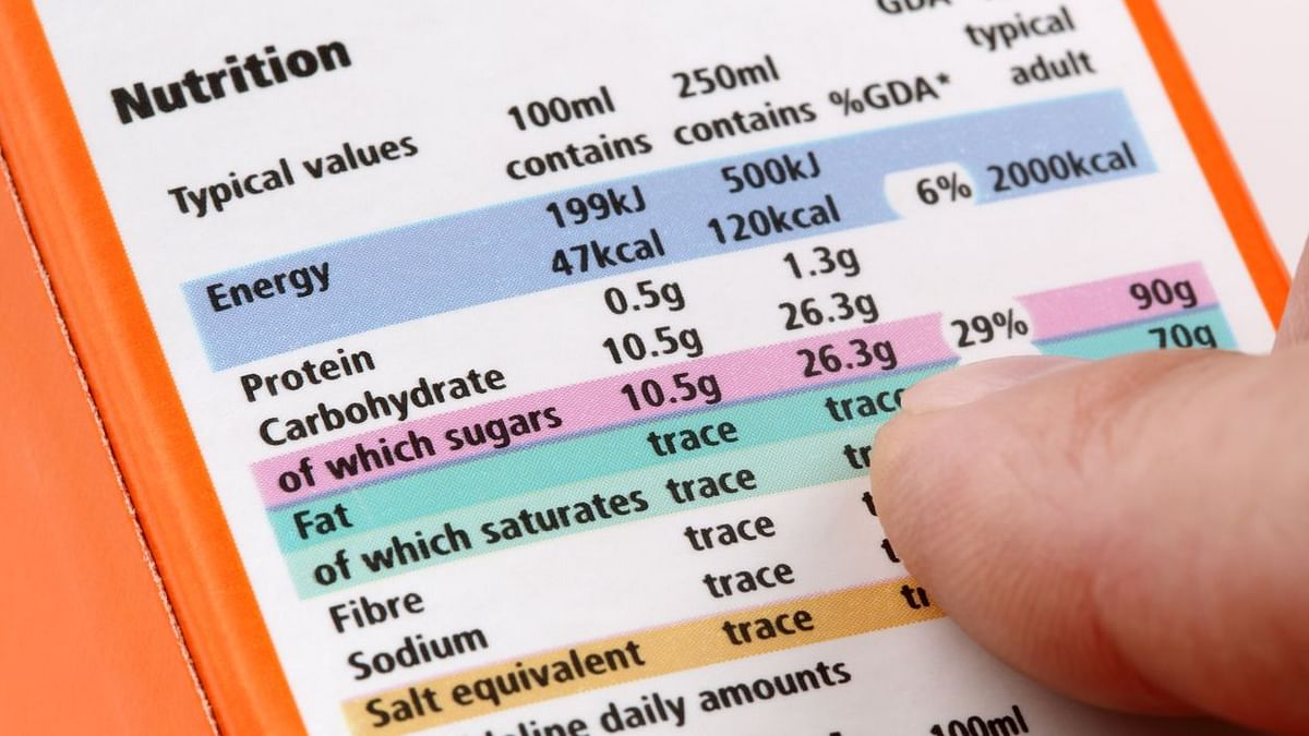 Food Labels Should Mention Exercise Needed to Burn Calories: Study
