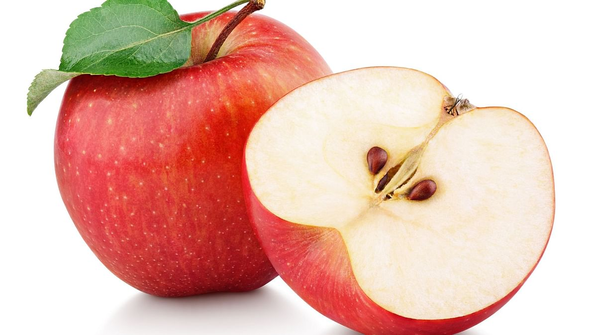How about two apples a day to keep your heart healthy?