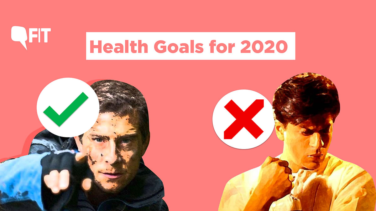 How about some honest health goals for 2020?
