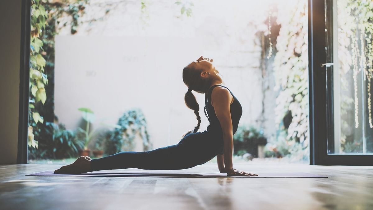 Yoga is Just As Good As Aerobic Exercises for Brain Health