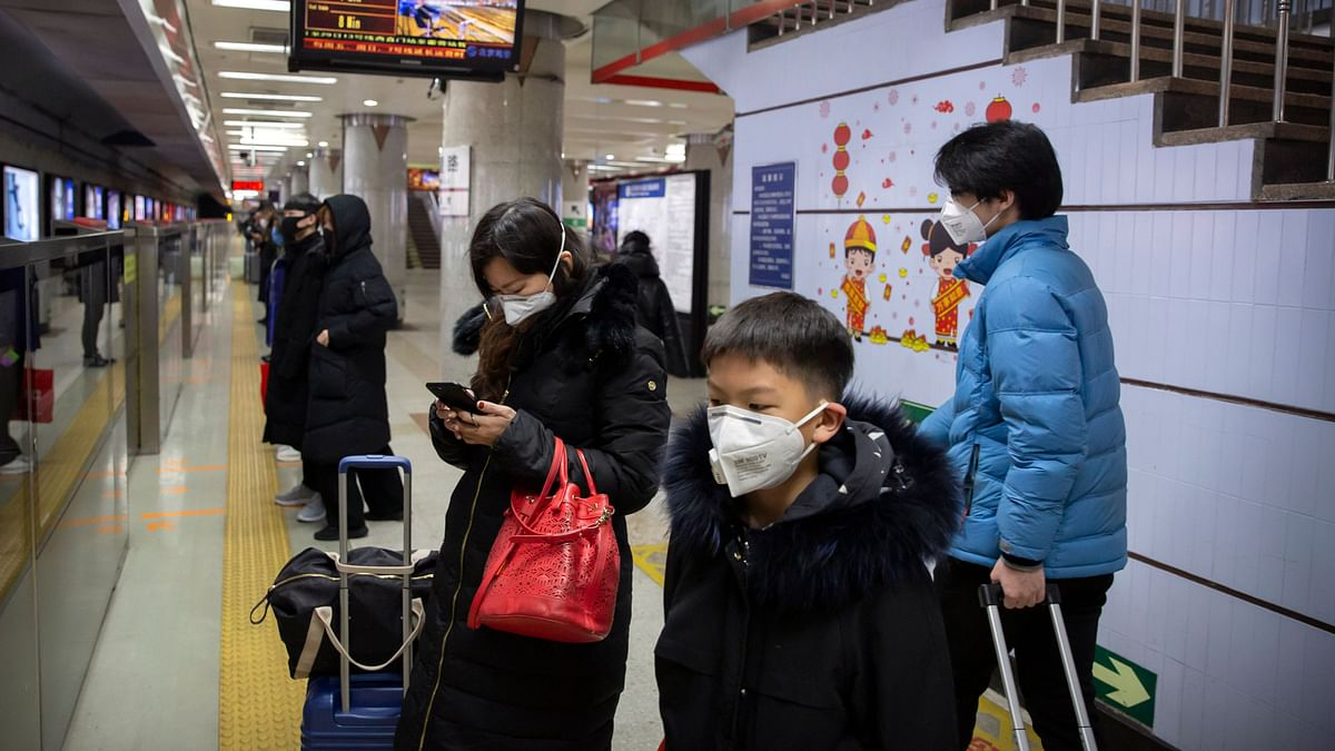 Quarantined Chinese Kids Figure Out Trick to Escape Homework