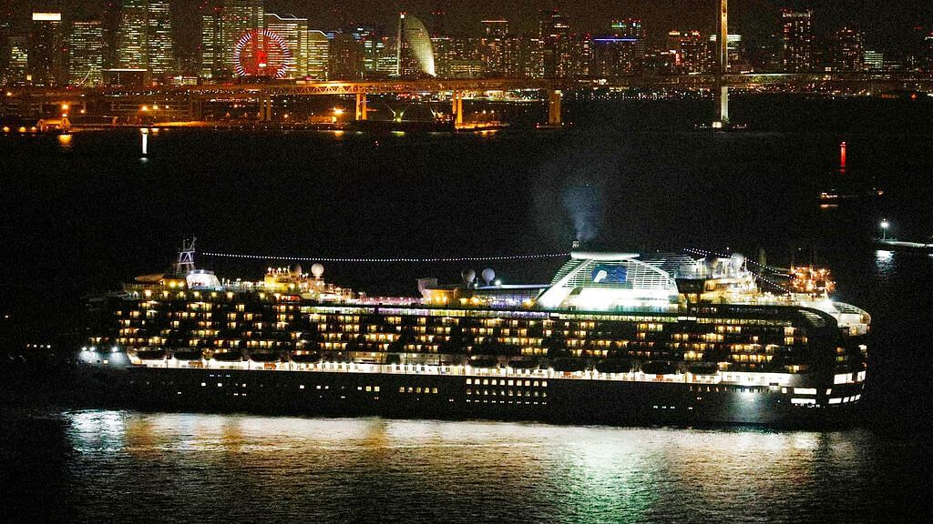 For those trapped on board the quarantined Diamond Princess cruise ship, this was no ordinary Valentine's Day.