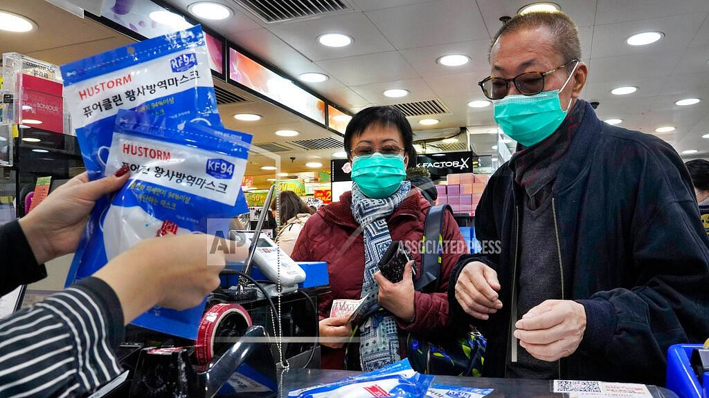 China Gets WHO Praise For Its Handling of Coronavirus Outbreak
