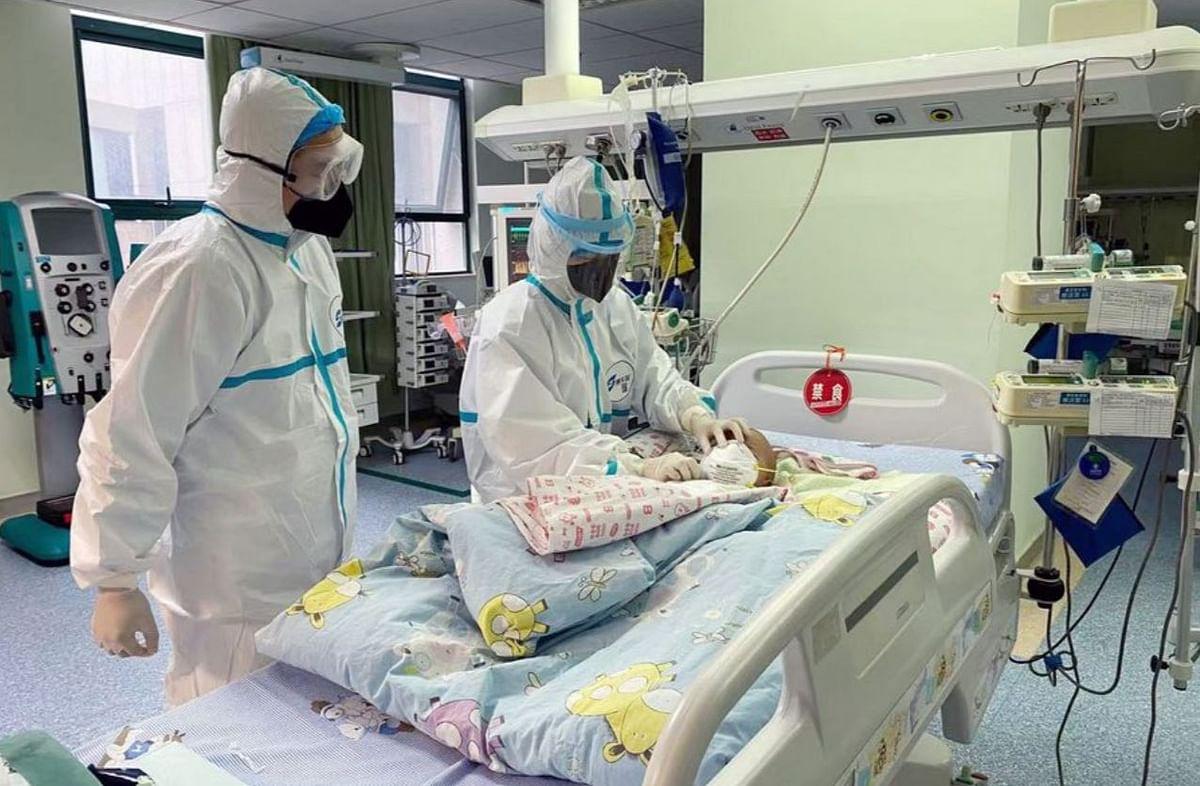 इस शिशु को 26 जनवरी को अस्पताल में भर्ती कराया गया था.