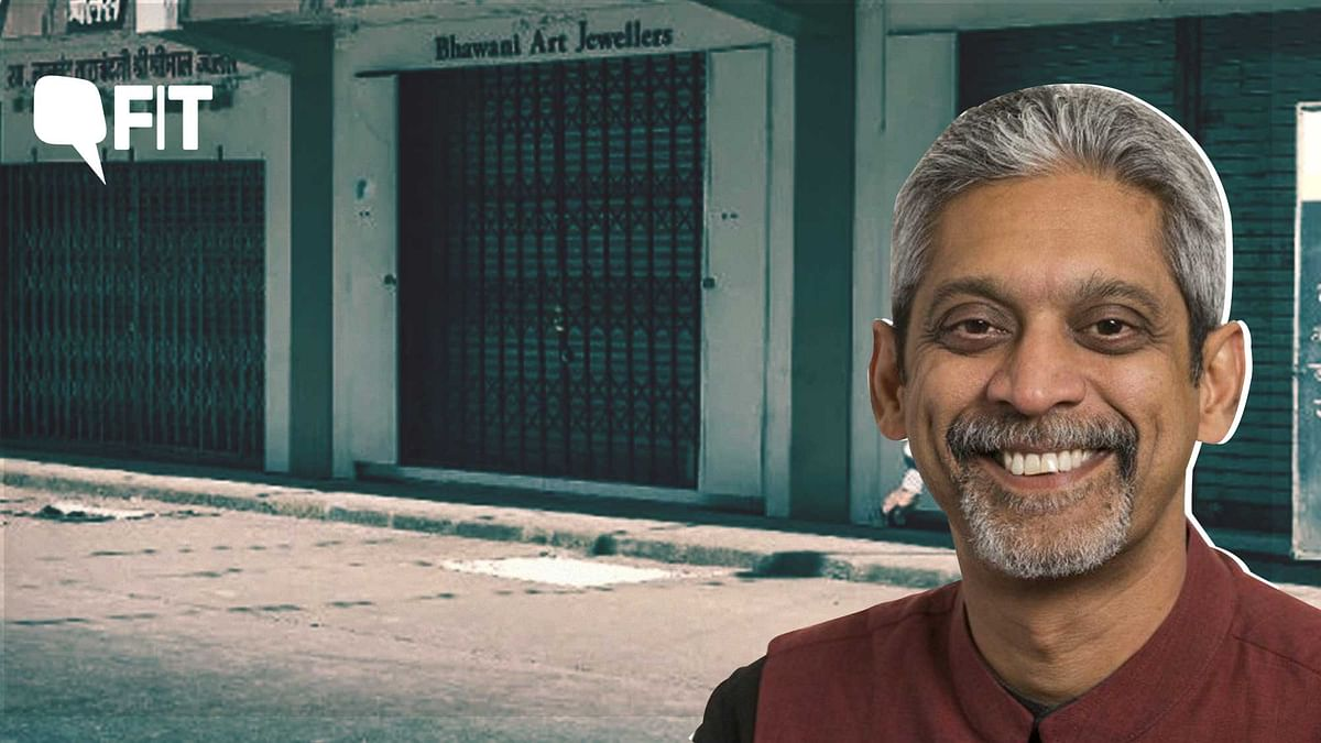Harvard Professor Vikram Patel on COVID-19, Anxiety & Lockdown