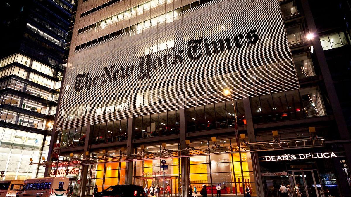 The New York Times' DC & NY Offices Close Amid Coronavirus Scare