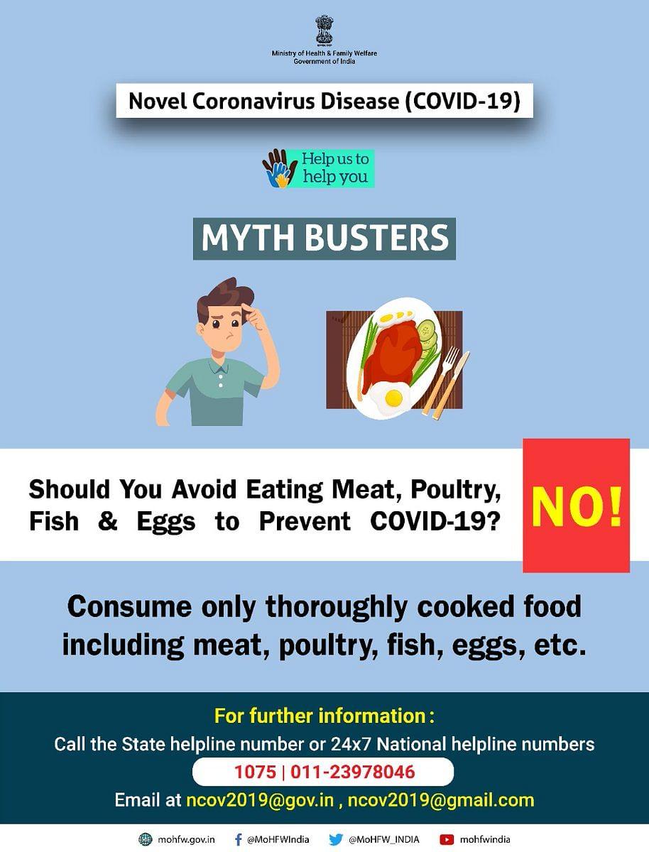 FIT WebQoof: Are Vegetarians Safe from the Coronavirus?