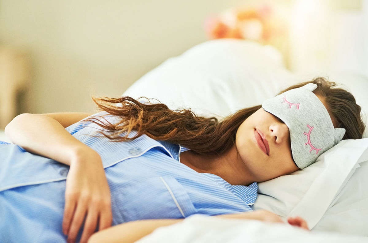 The recommended sleep duration for adults is seven to nine hours a night.
