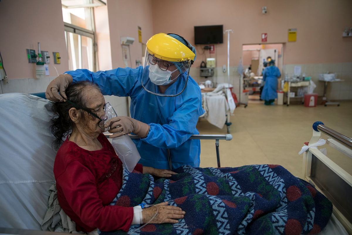 Amid COVID-19, An Oxygen Crisis Hits India