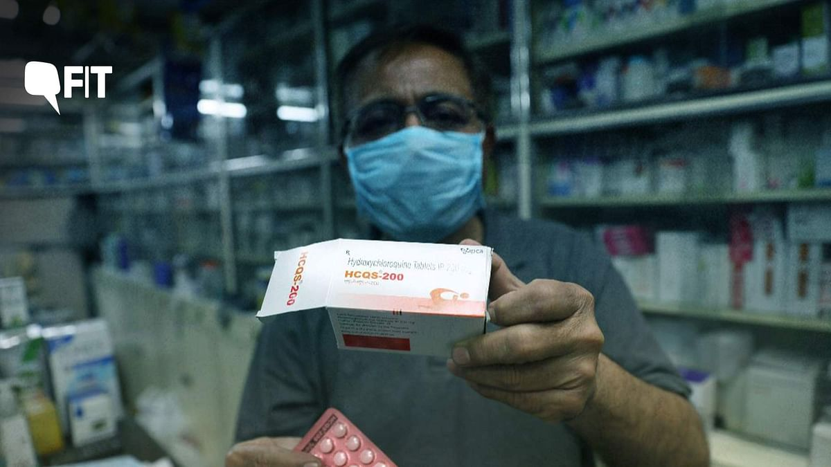 WHO pauses solidarity trial for hydroxychloroquine for COVID-19 treatment.