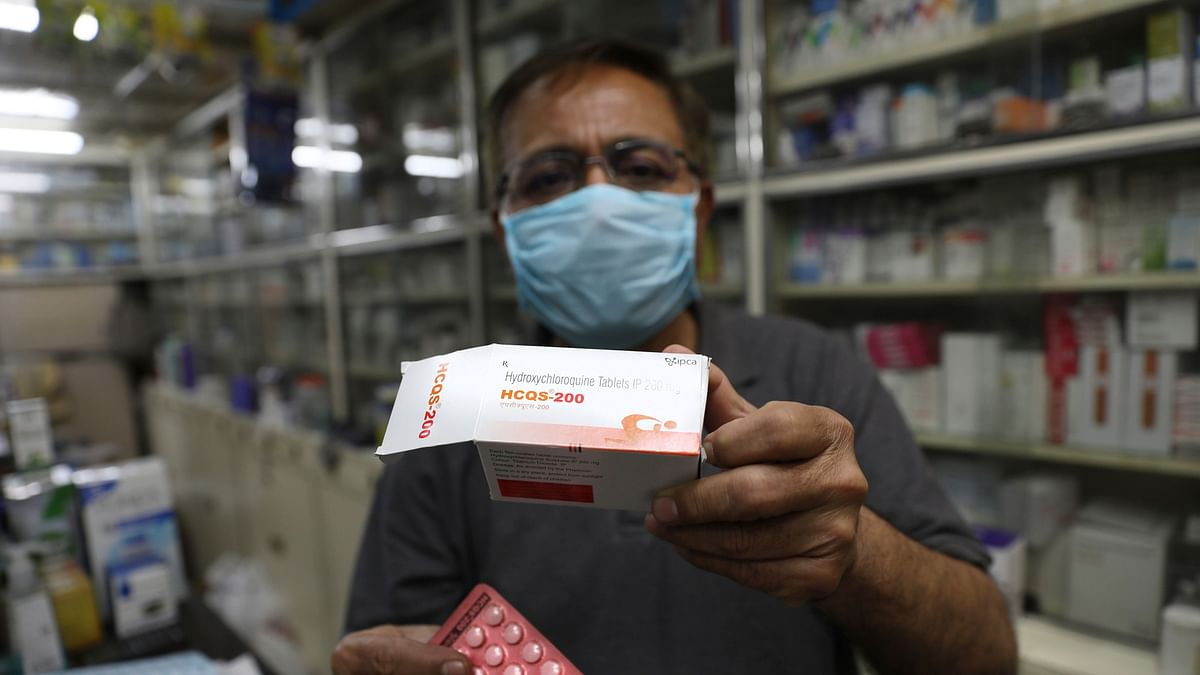 After Advising HCQ to Some, ICMR Launches Study on Its Side Effect