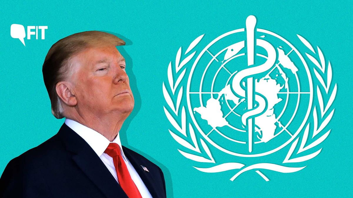 COVID-19: President Trump announced withdrawal of support to the WHO in the midst of a pandemic.