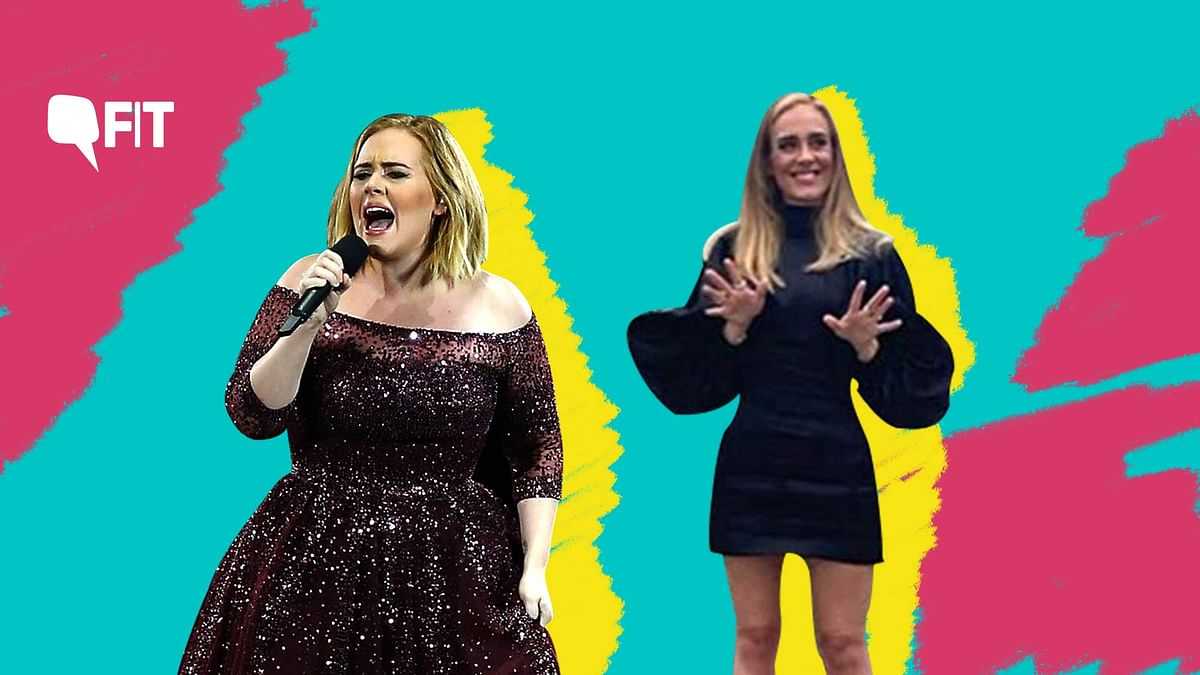 The multi-talented Oscar and Emmy winner, Adele, broke the Internet once more with her dramatic transformation.