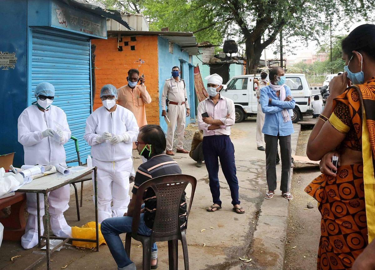 India's Covid-19 Cases Cross 1 Million As New Hotspots Emerge