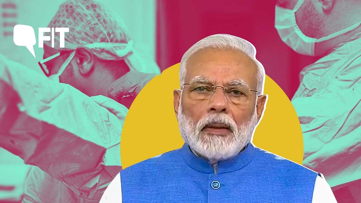 PM Said 2 Lakh PPEs a Day, But Quality Remains a Problem: Docs