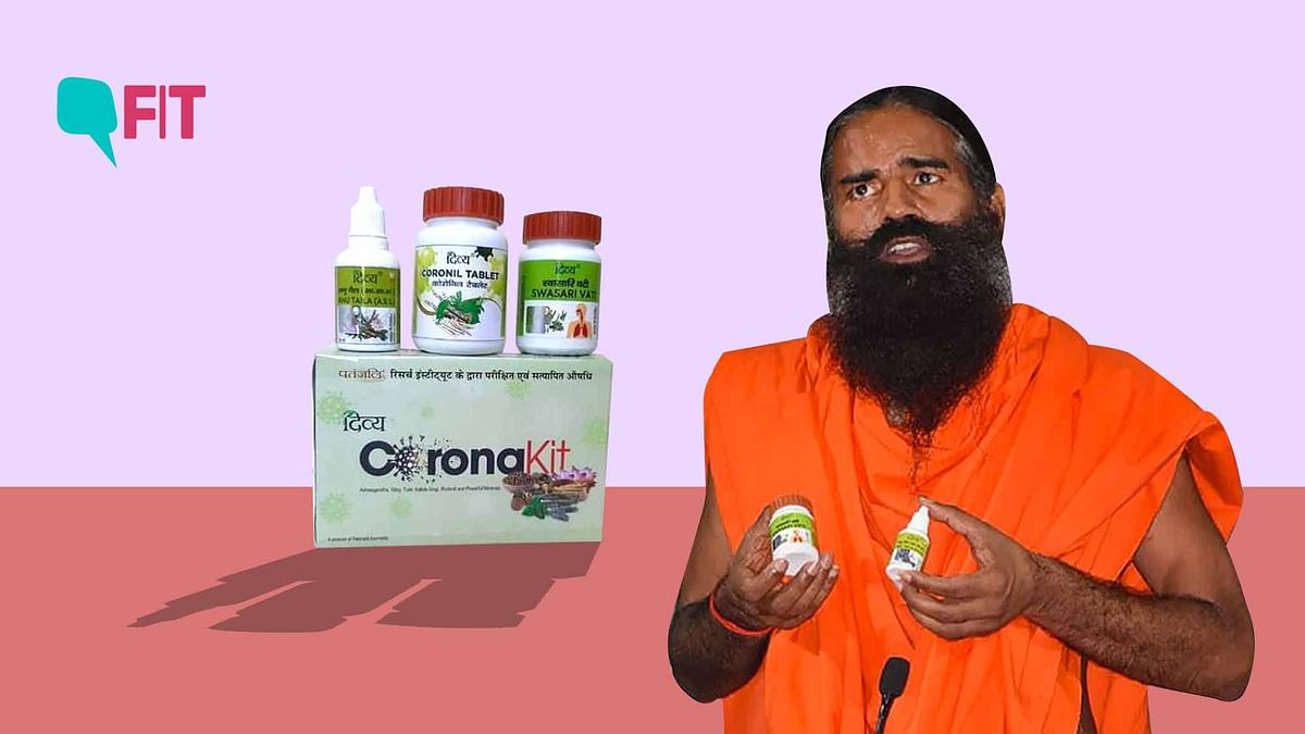 'Flawed Science': Experts Question Patanjali's New COVID-19 Drugs