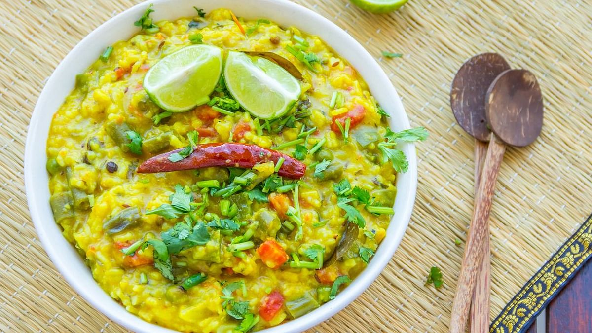 Seven delicious khichdi recipes for you!
