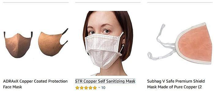 Fact Check: Are Copper Masks Effective Against Coronavirus?
