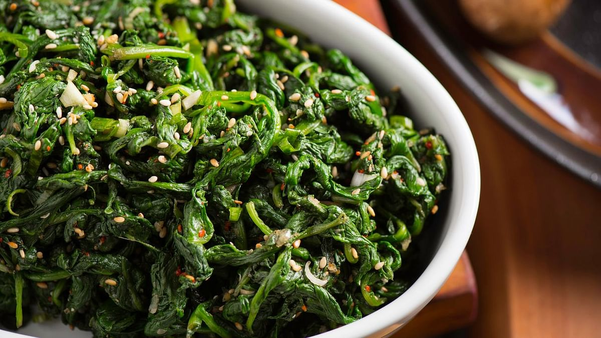 Spinach Recipes: This bonafide superfood is loaded with goodness and should ideally be consumed at least 2-3 times a week when it is in season.