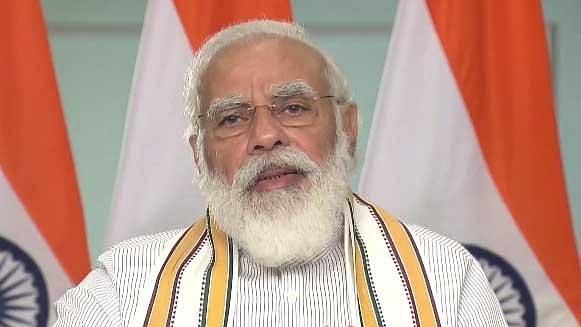 प्रधानमंत्री मोदी ने दो गज की दूरी, मास्क है जरूरी का मंत्र भी न भूलने की सलाह दी है