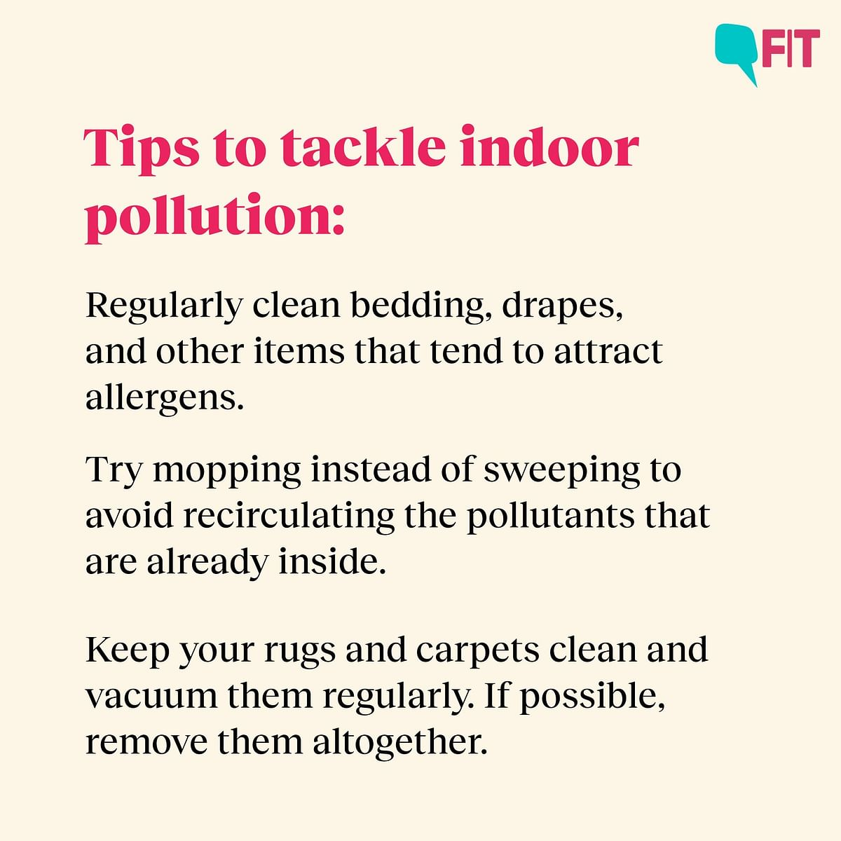 How Do You Tackle Indoor Air Pollution While Working From Home?