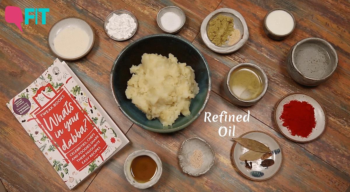 FIT Bites: Chef Jasleen Marwah Shares Her Dum Aloo Sliders Recipe