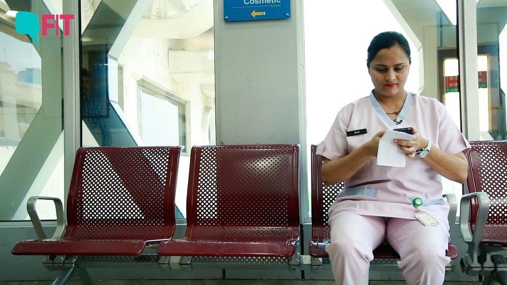 भारत में 90% से ज्यादा नर्स महिलाएं हैं