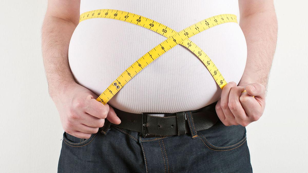 अधिक वजन होना हाई ब्लड प्रेशर से जुड़ा है.