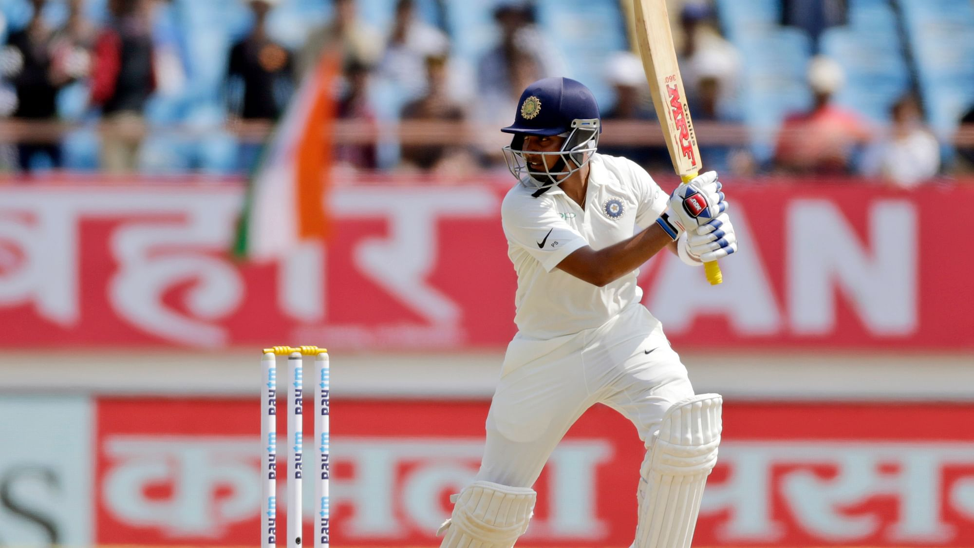 Prithvi Shaw Hits Century in India A's Practice Game vs NZ XI