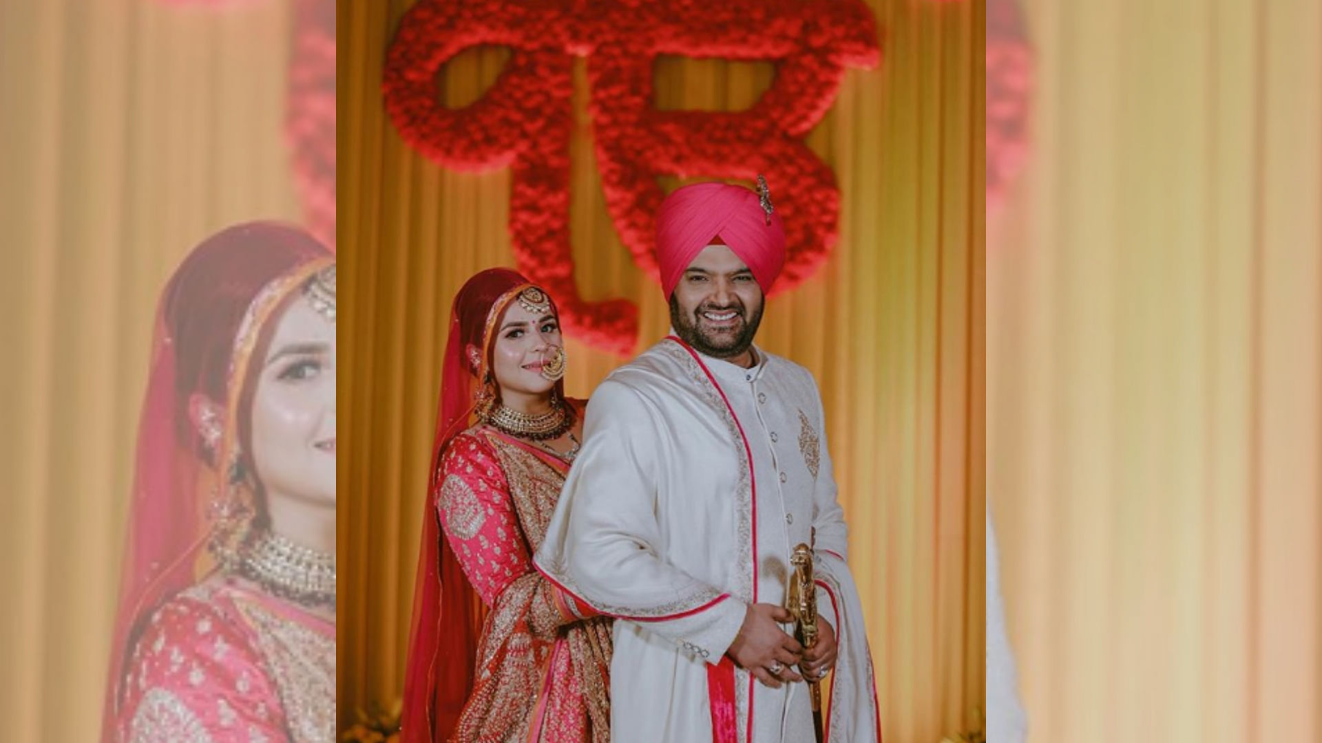 Kapil Sharma & Wife Ginni Chatrath Blessed With Baby Girl