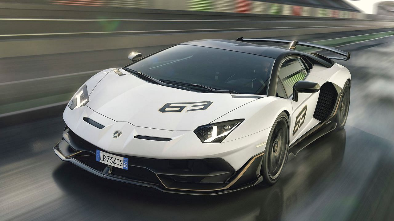 Lamborghini's Last Ever Aventador SVJ to be Made for 600 Buyers
