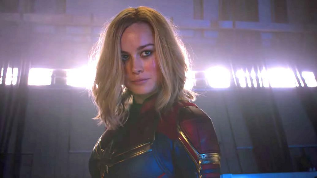 'Captain Marvel' Earns Rs 70 Crore at Indian Box Office